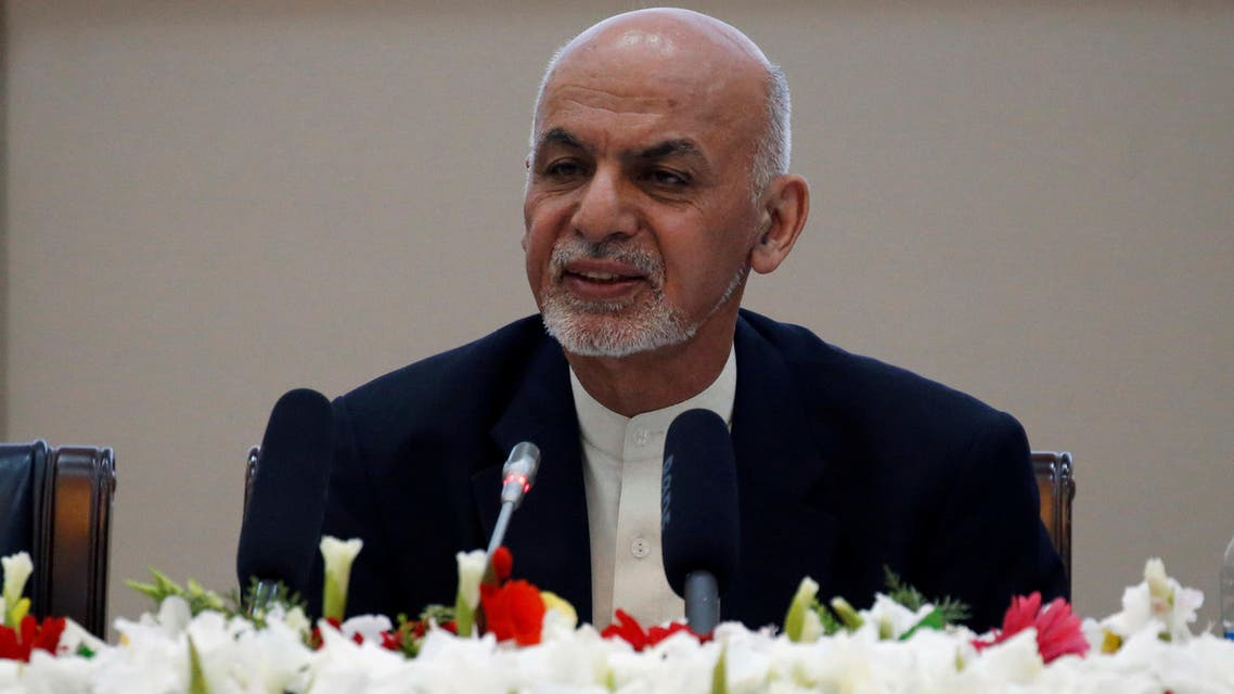 Ghani proposed a ceasefire and a release of prisoners among a range of options including new elections involving the militants. (Reuters)