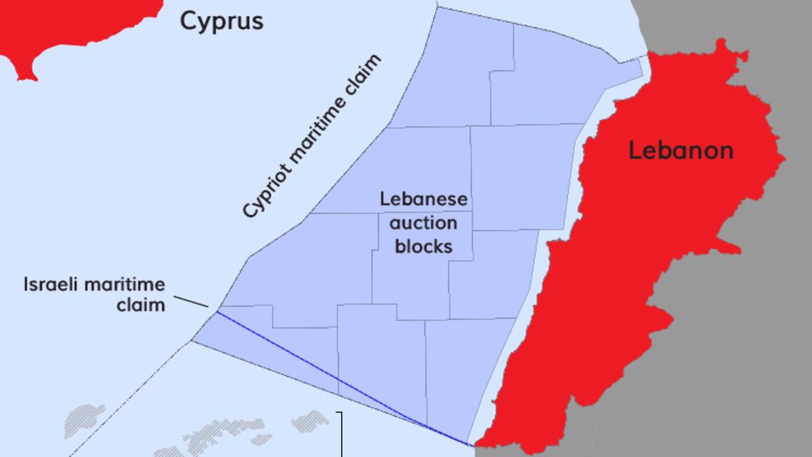 لبنان اسرائیل