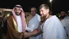 چیچن صدر کی عمرہ ادائی کے لئے سعودی عرب آمد