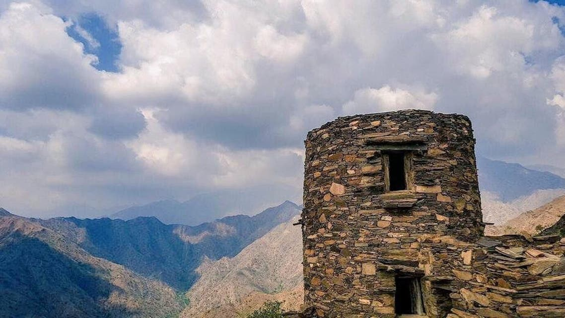 Jazan balghazi mountains. (Supplied)