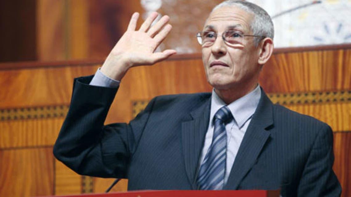 الوزير المغربي لحسن داوودي