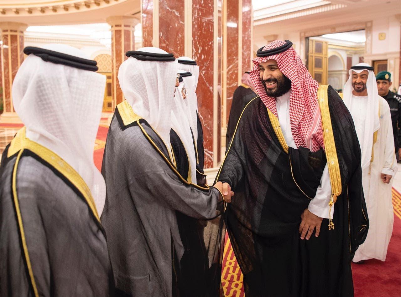 Saudi Arabia, UAE crown prince 1