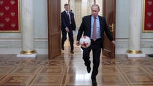 Putin says World Cup has broken stereotypes about Russia