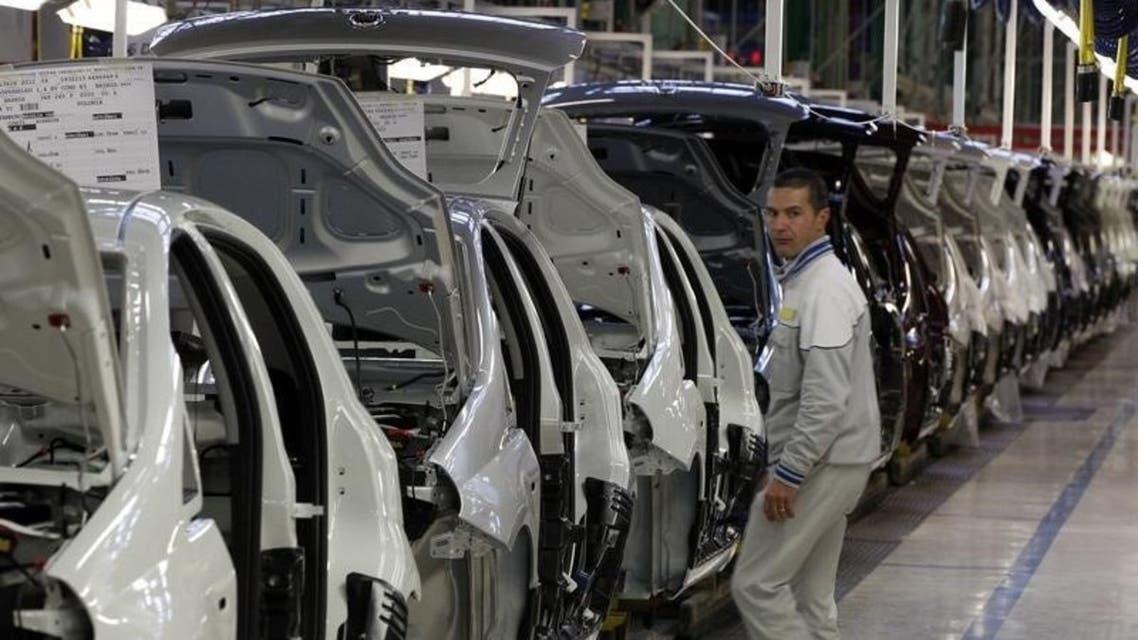 صناعة سيارات