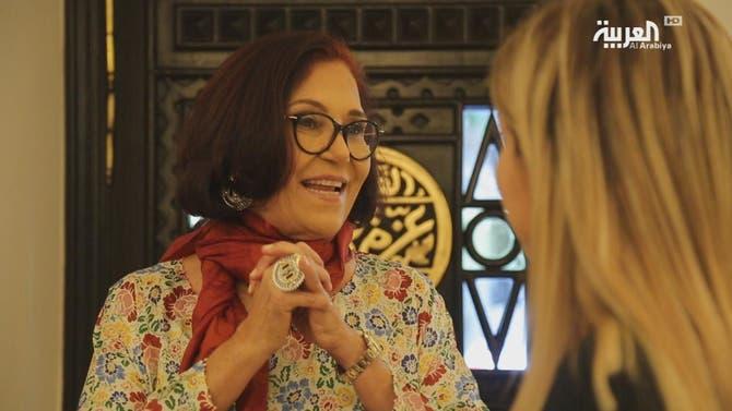 هـُن   حرافية خان الخليلي أصبحت مصممة مجوهرات عالمية