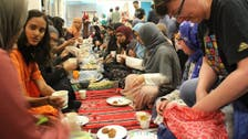 Vegan meal, no waste and leftovers taken home from London's 'Green Deen Iftar'