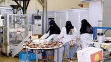 Report: Saudi women working in Saudi Arabia's industrial cities reaches 7,500