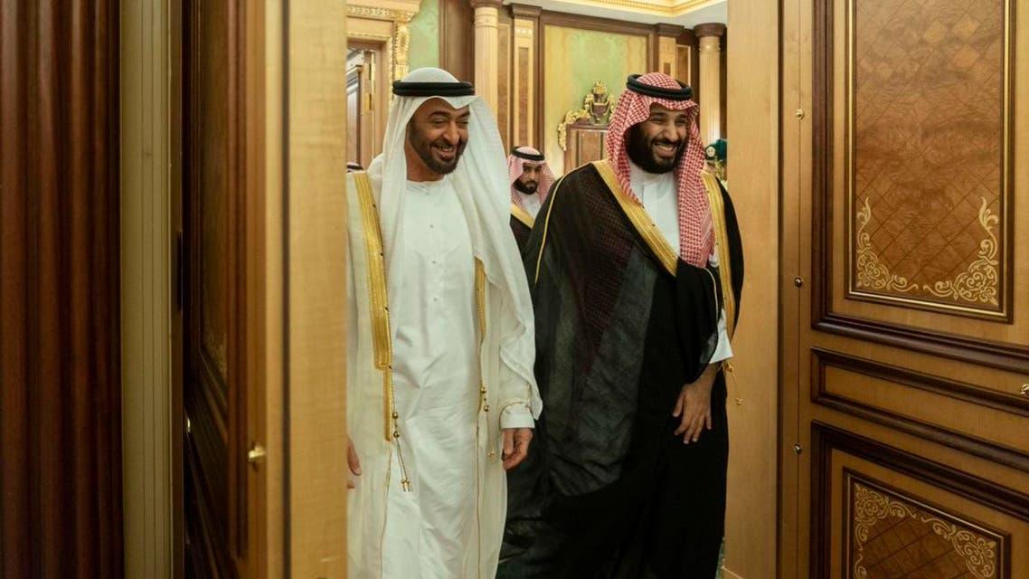 Saudi Arabia, UAE crown prince