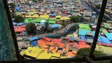 PHOTOS: 12,000 homes across Mumbai slums get colorful makeover