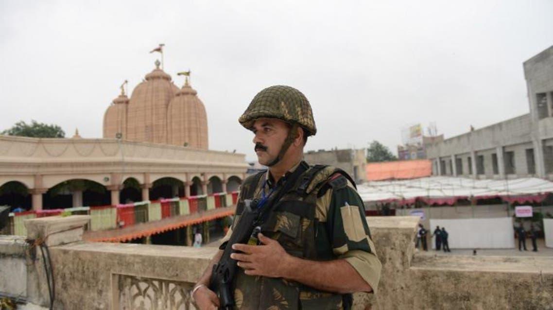 TEMPLE INDIA (AFP)