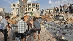 قتلى وجرحى بغارات روسية على ريف إدلب