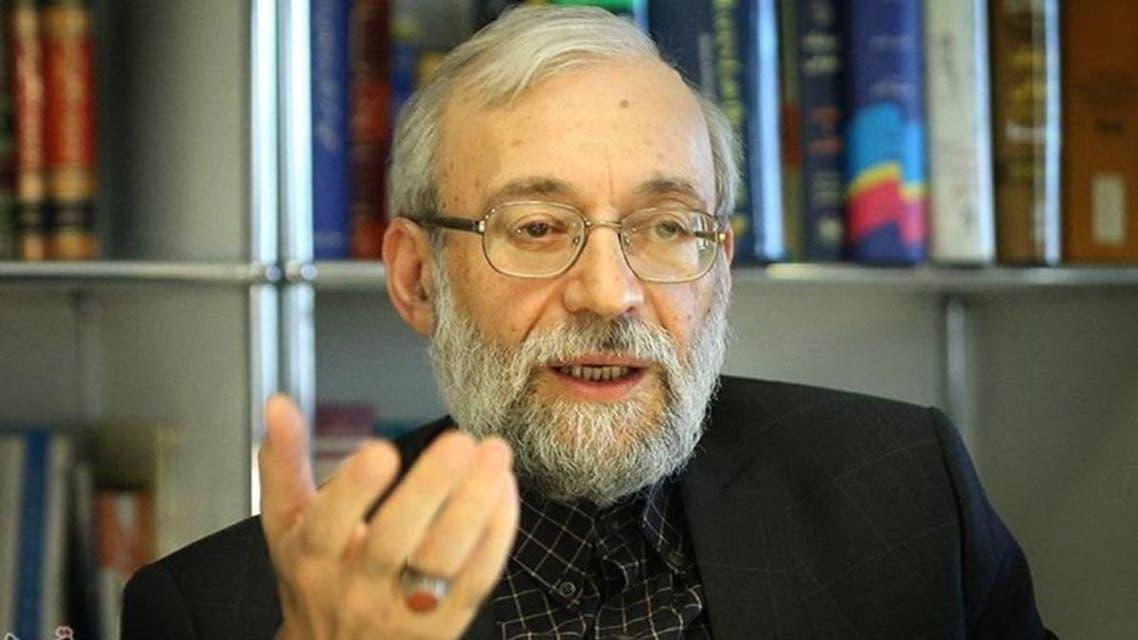 Larijani narrated the details of the Iranian regime's relations with al-Qaeda. (Al Arabiya)