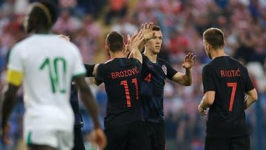 كرواتيا تستعد للمونديال بفوز على السنغال