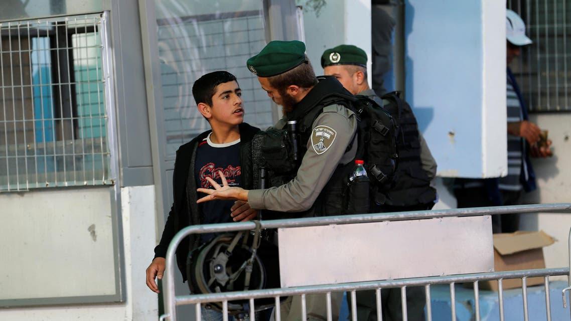 palestine israel (Reuters)