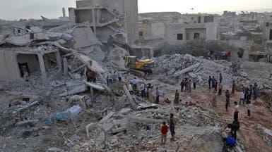 غارات روسية تخلف قتلى وجرحى في ريف إدلب