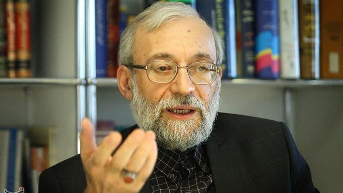 معاون السلطة القضائية الإيرانية محمد جواد لاريجاني