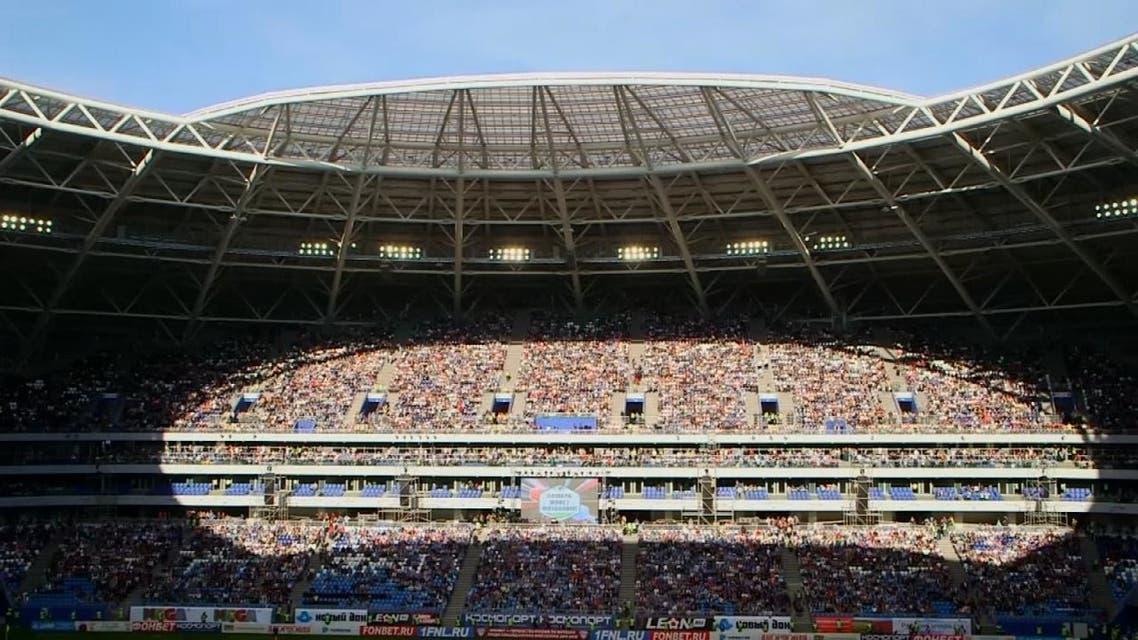 بوتين يغوي العالم بالشرب من كأس روسيا