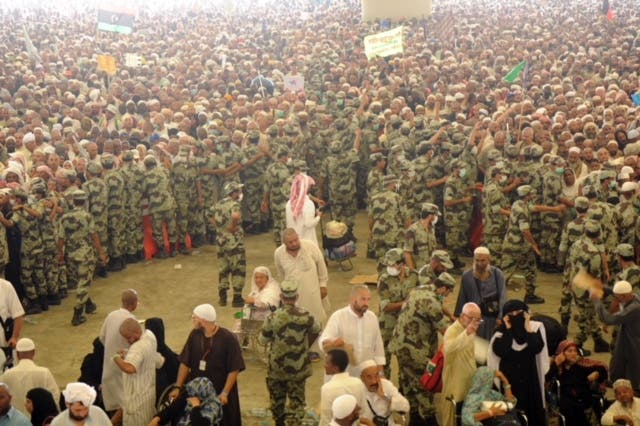 IN PICTURES: How Saudi Emergency Forces serve and protect Umrah, Hajj seasons