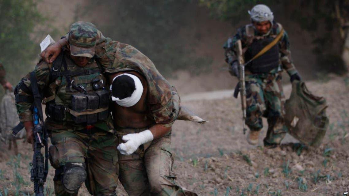 طالبان 17 سرباز ارتش افغان را در هرات کشتند