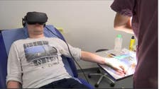 French emergency room tests virtual reality path to pain relief