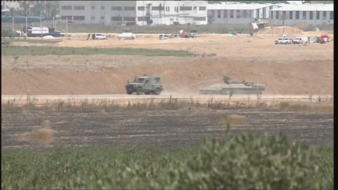 الجيش الإسرائيلي يقتل 4 فلسطينيين على حدود قطاع غزة