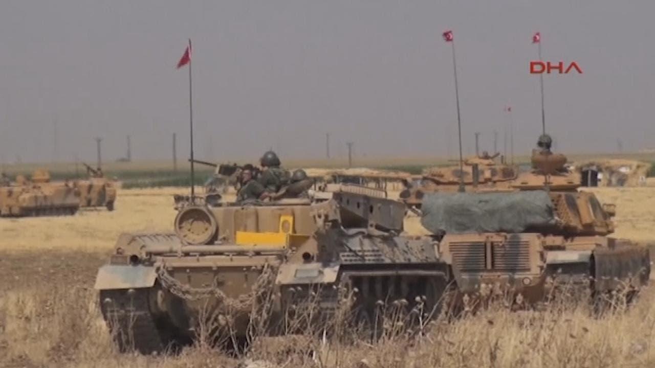 تركيا ترسل قواتها إلى شمال العراق لاستهداف حزب العمال الكردستاني