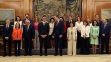 اسپین کی نئی کابینہ میں خواتین کی مردوں پر عددی برتری پر نئی بحث