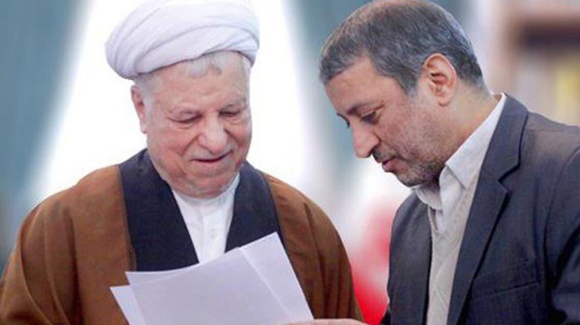 غلام علي رجايي المستشار السابق لهاشمي رفسنجاني