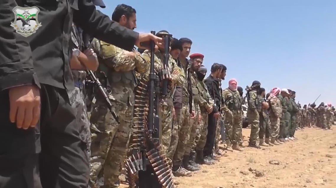 THUMBNAIL_ النظام يدفع تعزيزات جديدة إلى الجنوب السوري