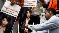 Bollywood star Chopra apologizes over 'Quantico' Hindu terror plot
