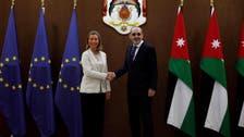 EU pledges 20 mln euros to ease Jordan's economic woes