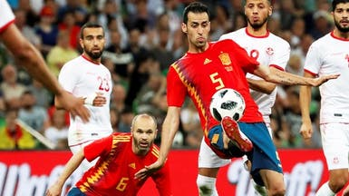 مدرب بلجيكا: تونس قد تفجر مفاجأة في كأس العالم
