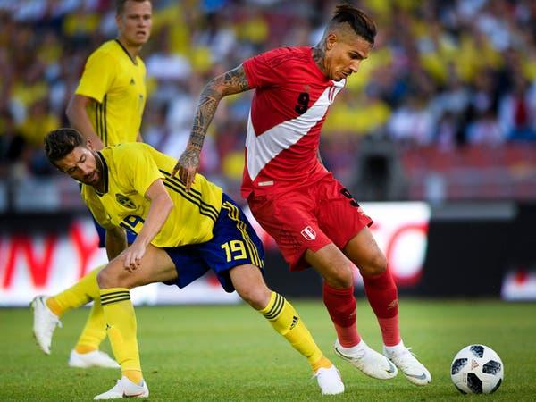 السويد وبيرو يتعادلان ودياً