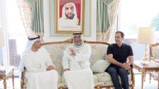 IN PICTURES: UAE President Sheikh Khalifa makes rare appearance
