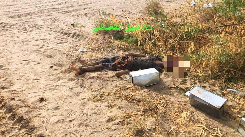 جثث لمقاتلين حوثيين متناثرة في الساحل الغربي (أرشيفية)