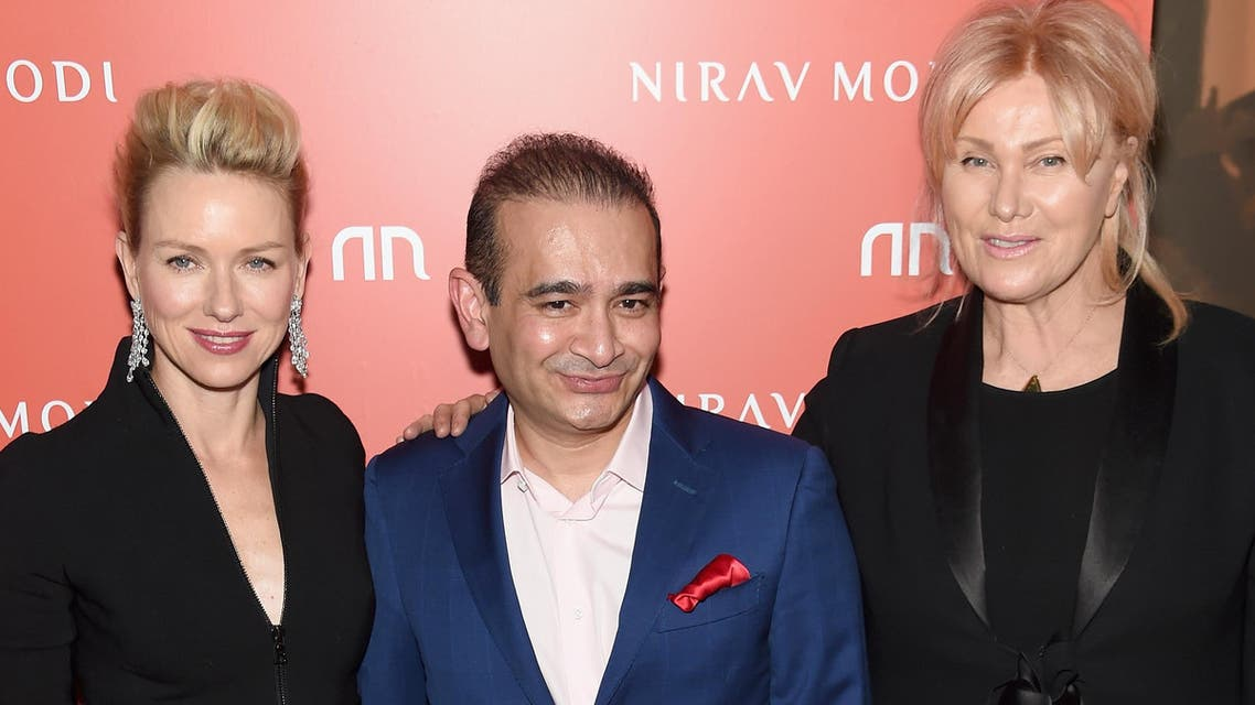 Naomi Watts, Nirav Modi and Deborra-Lee Furness attend the Nirav Modi US Boutique grand opening in New York on September 8, 2015. (AFP)