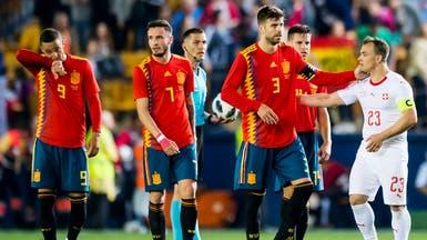 رودريغو مورينو: نتائج إسبانيا الودية تثير القلق