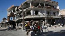 US-led coalition denies report on Syria strike deaths