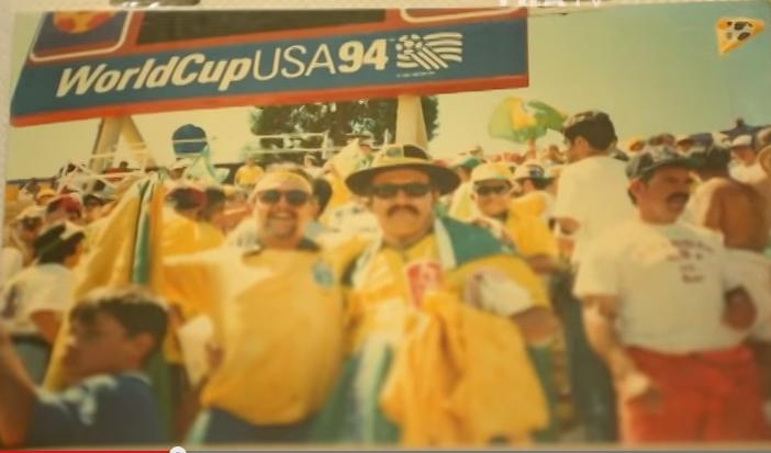 فيرنانديز حاضراً نهائيات كأس العالم 1994 في أميركا