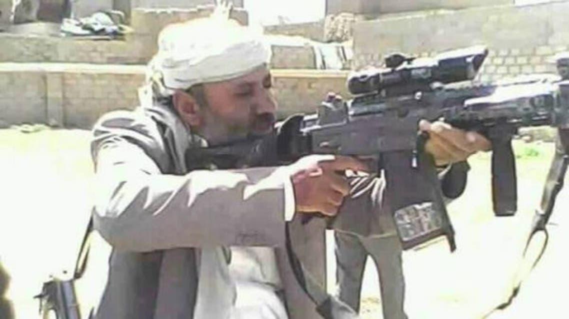 القيادي الحوثي سلطان عويدين
