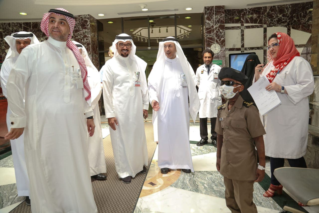 saudi police boy wish. (Supplied)
