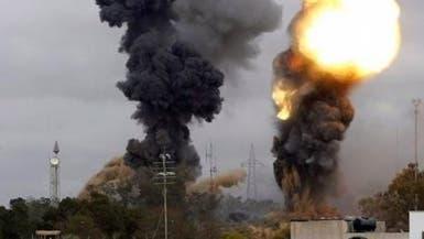 ليبيا..قتلى في هجوم انتحاري مزدوج بدرنة