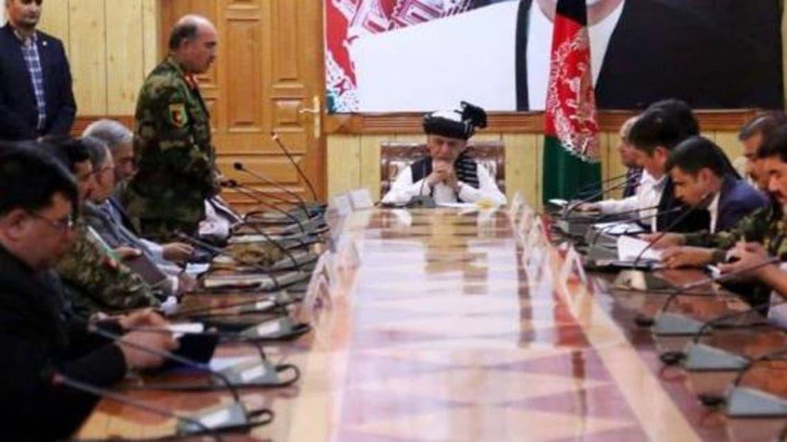 رییسجمهوری افغانستان: در جریان آتشبس نیروهای امنیتی در حالت آمادهباش باشند
