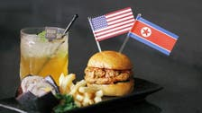 Singapore hotel gives away 250 free Trump-Kim burgers in 25 minutes
