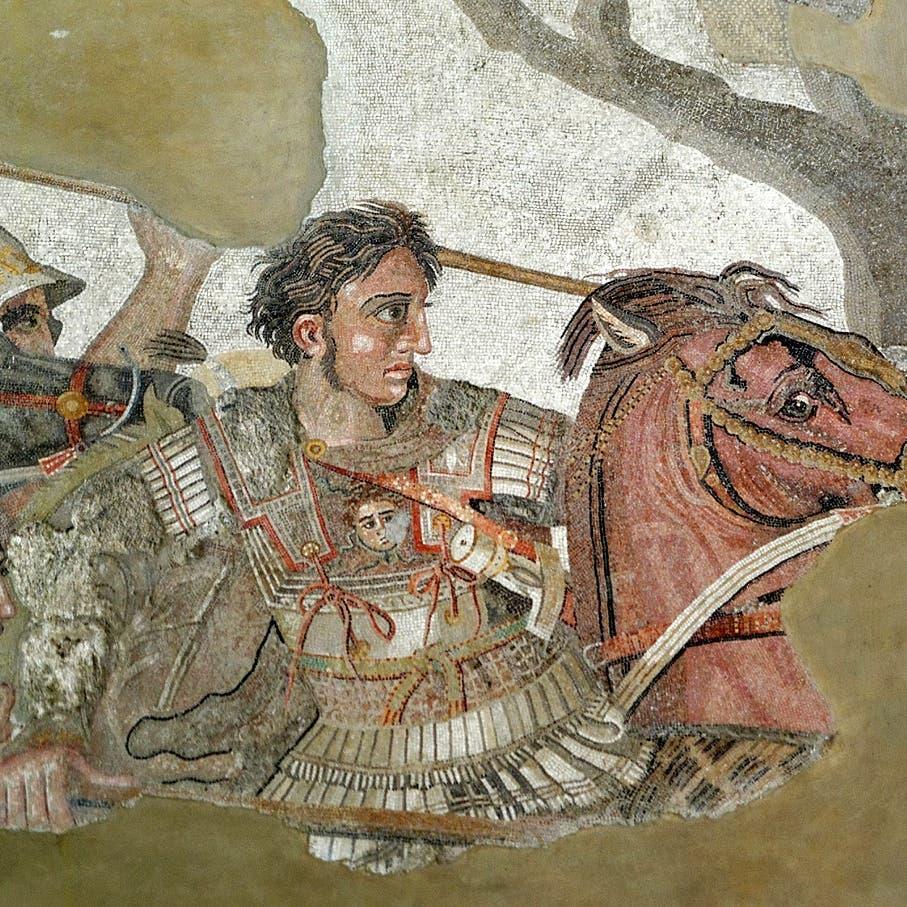 """خلاف سببه """"مهد الإسكندر المقدوني"""" ينتهي في اليونان"""