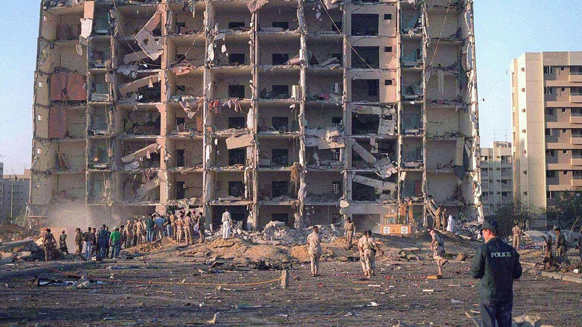 US investigators identified a senior Iranian official as one of some two dozen suspects responsible for the 1996 bombing at the Khobar Towers military complex in Saudi Arabia. (Reuters)