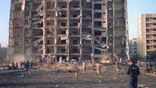 The Khobar Towers bombing of 1996; Shape of things to come?