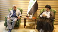 عراق : حیدر العبادی کا راستہ روکنے کے لیے مقتدی الصدر اور ہادی العامری کا حیران کُن اتحاد