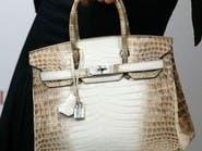 """بيع حقيبة """"هيرمس بيركن"""" مستعملة بـ 217 ألف دولار"""