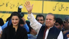 Ousted Pakistan PM Nawaz Sharif, daughter Maryam arrested on return